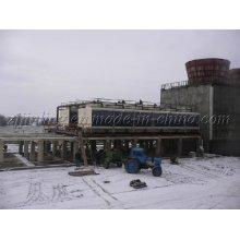 Torre de enfriamiento rectangular de flujo cruzado Jn-300