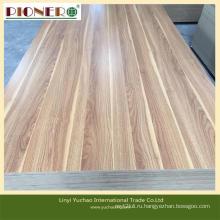 Доска деревянного зерна MDF меламина для мебели с низкой ценой
