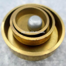 Different hardness copper water plug
