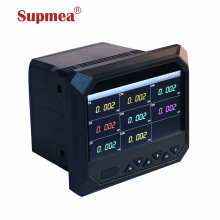 18 channels universal input color paperless recorder temperature paperless chart recorder Multi-channel Smart paperless recorder