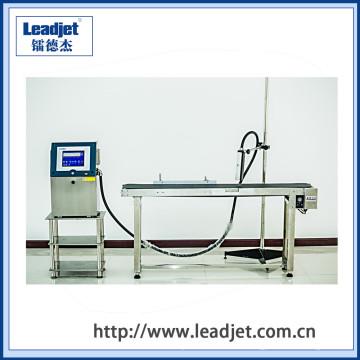 Автоматическая Пластичная Чашка/Бутылка Печатная Машина Leadjet V280