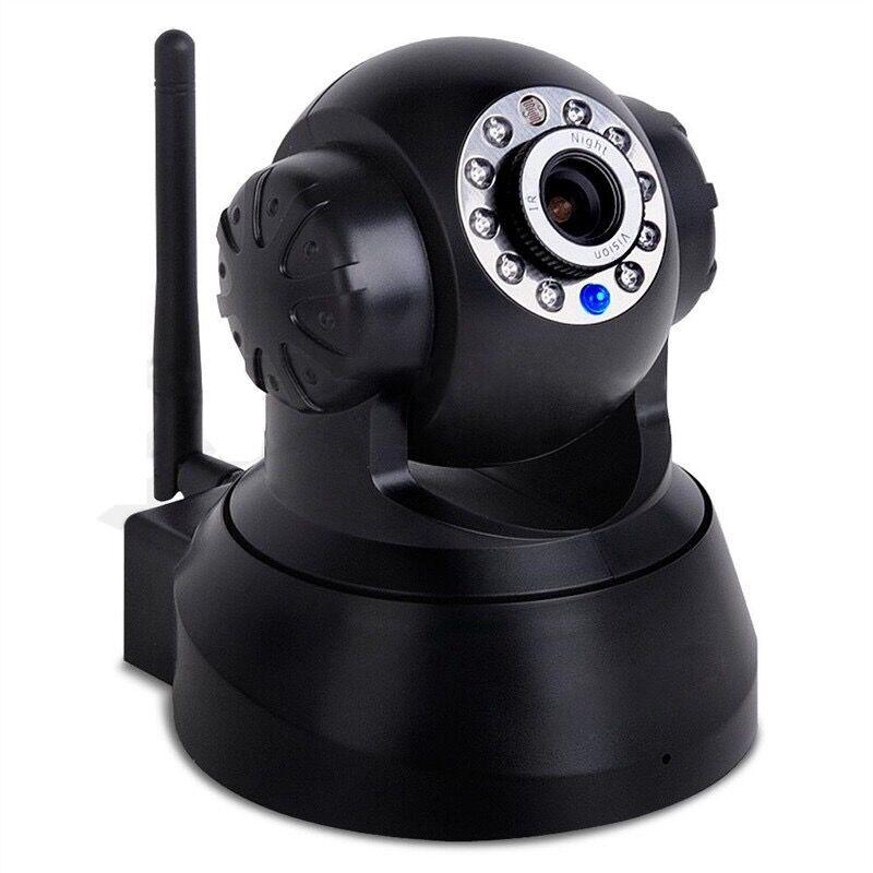 720p CMOS-CCTV-Büro HD Wireless Video IP-Kamera