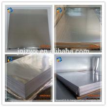 Fabricant d'aluminium en or refroidisseur d'huile en plaque d'aluminium