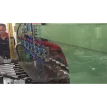 Troqueles de estampado de metal con fabricante chino de troqueles perforadores de múltiples cabezales