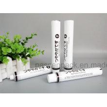 Hochwertiges Aluminiumrohr für Haarfarbe Farbprodukte (PPC-AT-028)