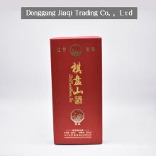 500ml Luzhou flavor liquor, Qipanshan 42 degree liquor
