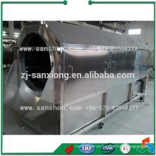 Máquina automática de lavado automático de rodillos comerciales de acero inoxidable