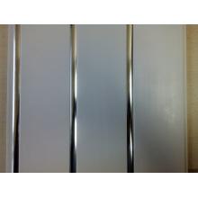Artistic PVC Wandpaneel mit Triple Grooves (IR001)