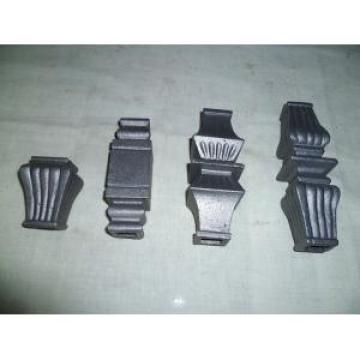 Wrought Iron Ornamental Collars