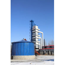 Torre de secadora de arroz de aplicación amplia