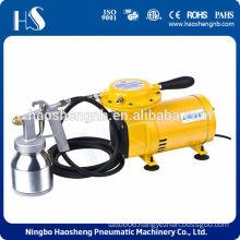 AS09AK-1 portable air compressor spray kit