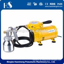 HaoshengAS09AK-1 membrana portátil compressor de ar