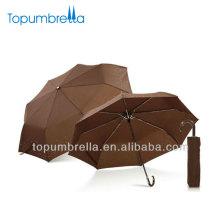 23''8k Luxus Sonnen Ventilator Regenschirm