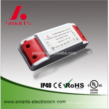 CE ROHS UL approved 25w 240ma 300ma led driver with small size