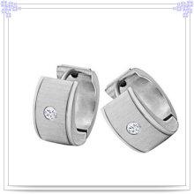 Fashion Jewellery Crystal Jewelry Stainless Steel Earrings (EE0026)