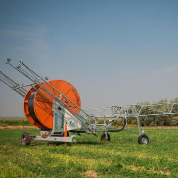 Modelos de lança do sistema de irrigação do carretel da mangueira de incêndio móvel