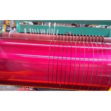 0.21-0.5mm Aluminio Aplicación de Eoe Color Coated Aluminum Coil