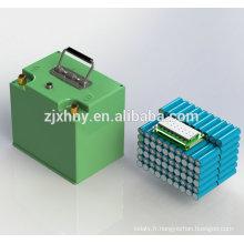 Batterie rechargeable 48V 20Ah pour scooter électrique