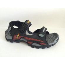 Zapatos ocasionales de la sandalia de los hombres, zapatos de la sandalia de la playa