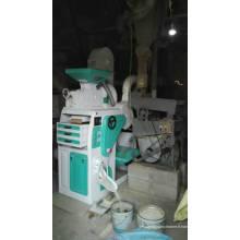 Utilisation à la maison moulin à riz prix machine de moulin à riz portable à vendre
