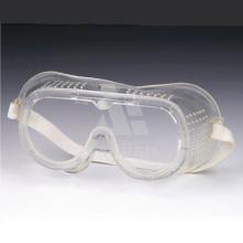 Wrap Around PVC Soft Frame Clear PC Objektiv Schutzmaßnahmen Schutzbrille