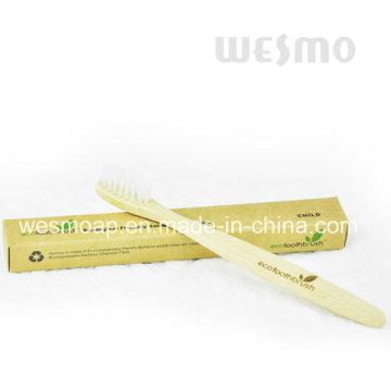 Escova de dentes de bambu Eco-Friendly (WBB0803-C)