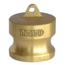 Brass Copper Camlock Plug Coupling