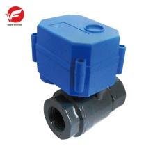 Débit d'air automatique motorisé Commande automatique de débit de la vanne d'eau électrique
