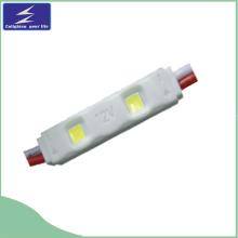DC12V 3014 inyección impermeable luz LED módulo