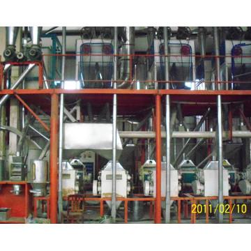 Konkurrenzfähiger Preis Maismehl Mühle / Mais Mehl Mühle