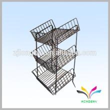 Proveedor de China propia fábrica de alambre de metal parcel estante