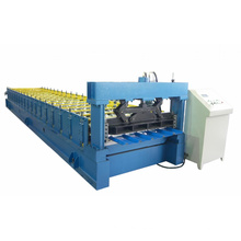 Roofing Sheet Glazed Tile and IBR Iron steel roll forming macking machine, galvanizing line