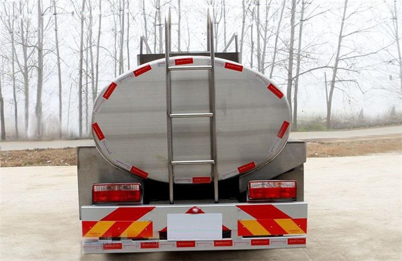 Milk Tank Truck 5
