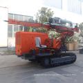 Crawler Hydraulic Helical Ground Screw Pile Driver