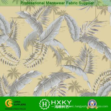 High Quality Printed Woven Poly Chiffon Fabric for Ladies Garment