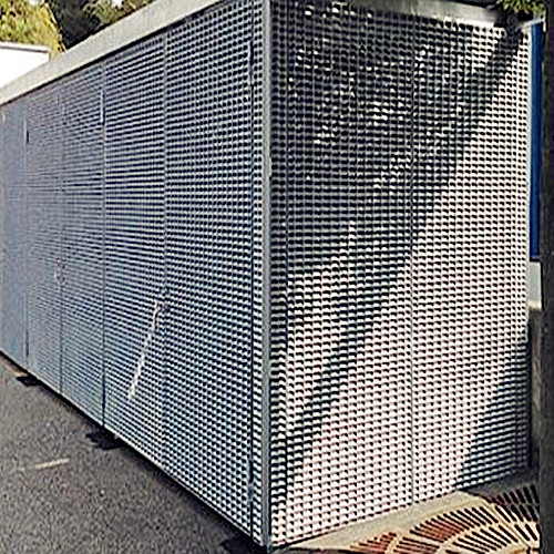 Steel Grating Container
