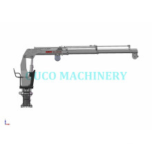 Ship Crane 360° Slewing With Hydraulic System