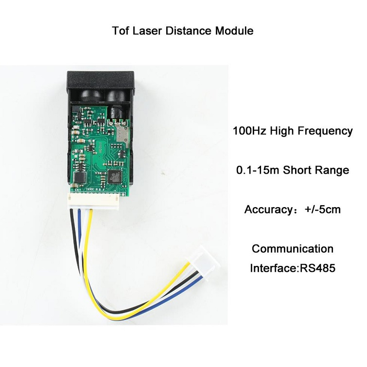 100hz Time-of-flight Level Measurement Sensor