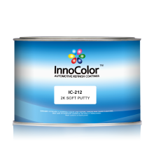Masilla de reparación automotriz Innocolor 2KSoft Putty BPO
