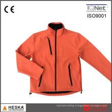 Bonded TPU 3 Layer Fleece Lined Softshell Jacket