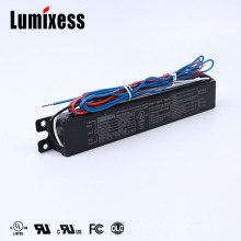 High efficient constant current 60W 1900mA led power supply for led street lights