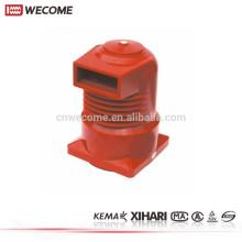 KEMA a évalué la boîte de contact de résine époxyde de commutateur de tension moyenne 12KV 1250A