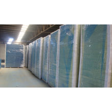 Judo Mat Packed in Pallet
