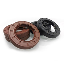 Tg4 Type Rubber Rotary Shalf Oil Seal with 3 Lips
