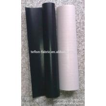 Tissu en verre teflon et tissu à haute qualité et à bas prix