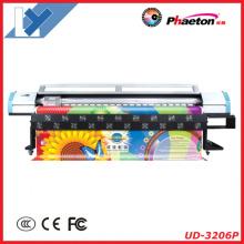 Impresora solvente al aire libre barata del formato grande de 3.2m Phaeton (UD-3206P)