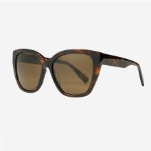 Cat Eye Full Rim Acetate Women's Sunglasses