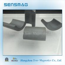 Professional Arc Segment Permanent Magnet Ferrite Magnet for Motor