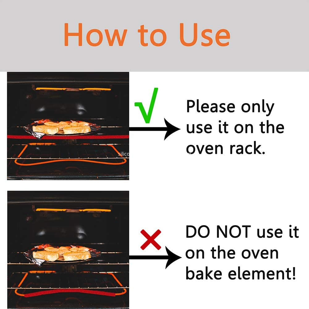 Silicone Oven protector