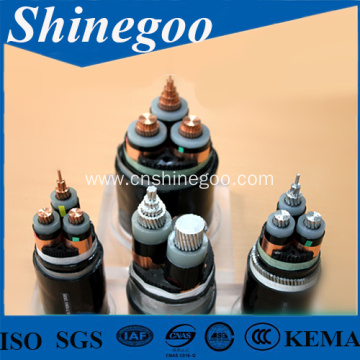 PVC Insulated armoured underground Power Cable